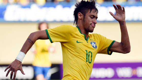 Neymar (Brazil): One of the youngest players for the host team has a nice resume, including a stint with Real Madrid
