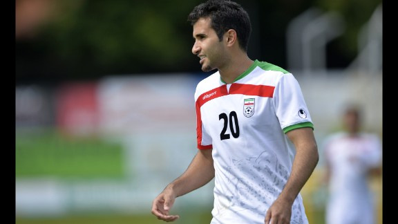 Steven Beitashour (Iran): If Iran is to make it out of the group stage for the first time -- in a likely scramble for Group E