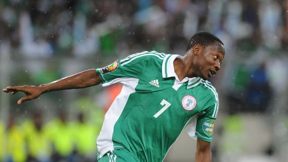 Ahmed Musa (Nigeria): At 21, Musa has blazing speed but a habit of flubbing goal opportunities. In 37 caps for Nigeria, he