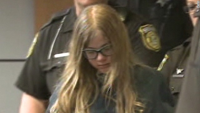12-Year-Old Wisconsin Girl Stabbed 19 Times Friends -9332