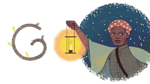 Google made a commitment in 2014 to feature more women and people of color in its Doodles after an independent study showed those groups were underrepresented in the homepage illustrations. A Doodle on February 1, 2014, in the United States featuring Harriet Tubman reflected that pledge.