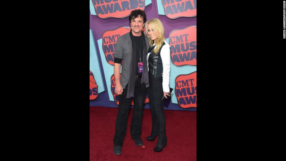 Scott Borchetta and Sandi Spika Borchetta