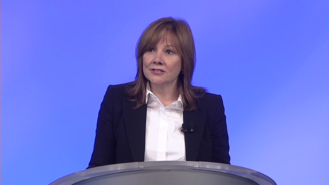 GM's Barra: Report is 'deeply troubling'