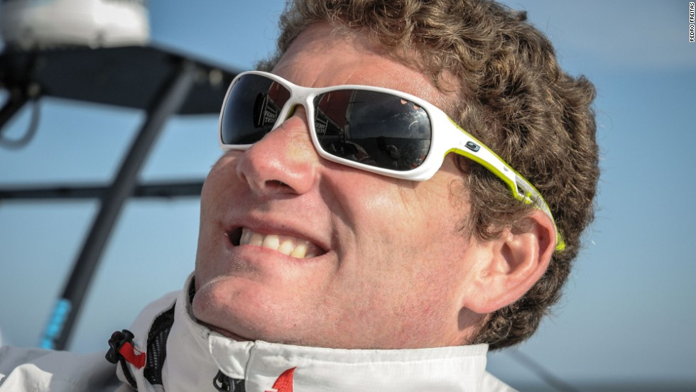 Charles Caudrelier is your skipper. The 40-year-old was part of the winning crew at the last Volvo Ocean Race and has high expectations.