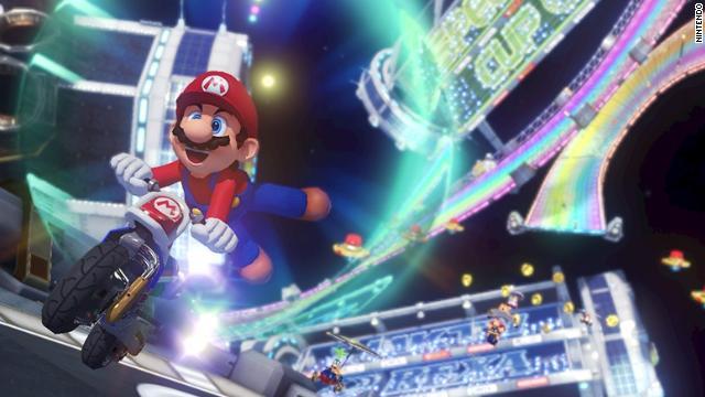 Can Mario Kart 8 Save The Wii U Cnn
