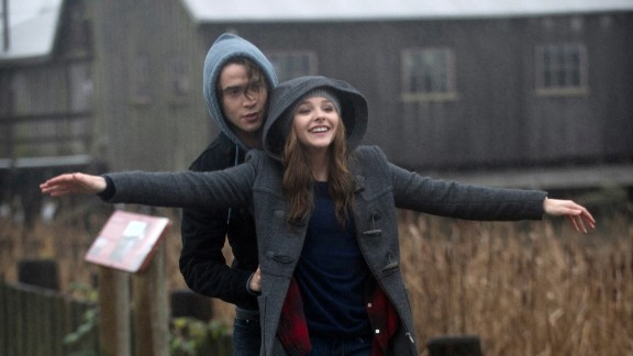 """""""If I Stay"""" (August 22): Chloe Grace Moretz and Jamie Blackley star in this adaptation of Gayle Forman's novel. Moretz plays Mia, a talented musician who finds herself struggling with the choice of life or death after a tragic accident."""