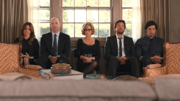 """""""This is Where I Leave You"""" (September 12): This ensemble featuring Jason Bateman, Tina Fey, Rose Byrne and Adam Driver tells of four combative siblings who reunite to fulfill their father's dying wish. Expect this group to bring the black comedy."""