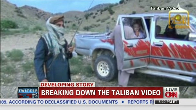 Breaking down the Taliban video