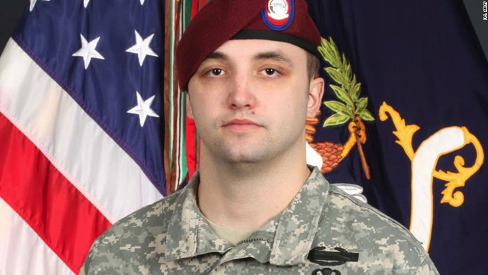 Staff Sgt. Michael Chance Murphrey was killed in September 2009.