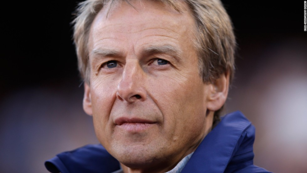 Jurgen Klinsmann Replaced Bob Bradley As The U S Mens National Team Coach
