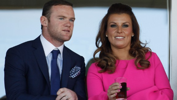 """England player Wayne Rooney might be earning $23 million a year, but is wife Colleen more popular? Her biography has sold more copies than his, according to sports journalist Alison Kervin. """"You have this sense of WAGs all looking quite similar -- teeny tiny, with perfect faces, long hair, big bags, huge sunglasses, and little outfits, teetering along on astonishingly high heels,"""" she said. """"But when I talked to them, they"""