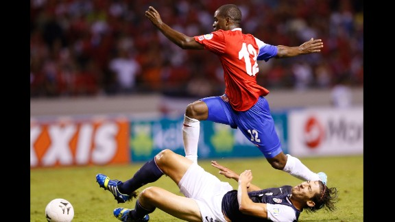 Joel Campbell (Costa Rica): Keep an eye on the 21-year-old. Costa Rica