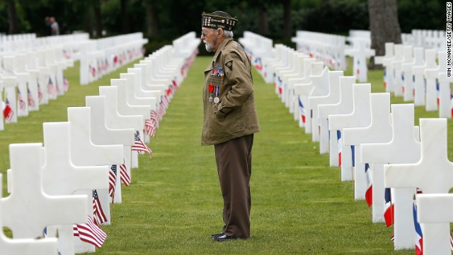 France prepares to remember D-Day