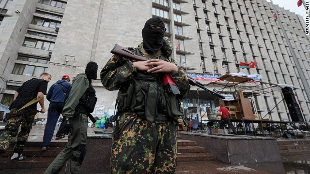 Military makes gains in eastern Ukraine