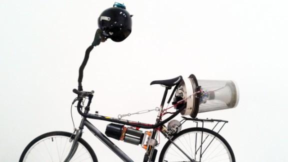 The Breathing Bike.