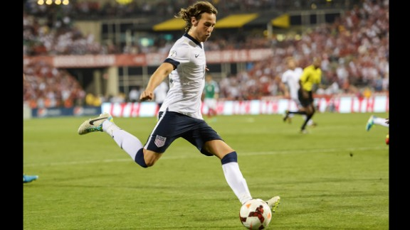 Mix Diskerud (USA): He says it