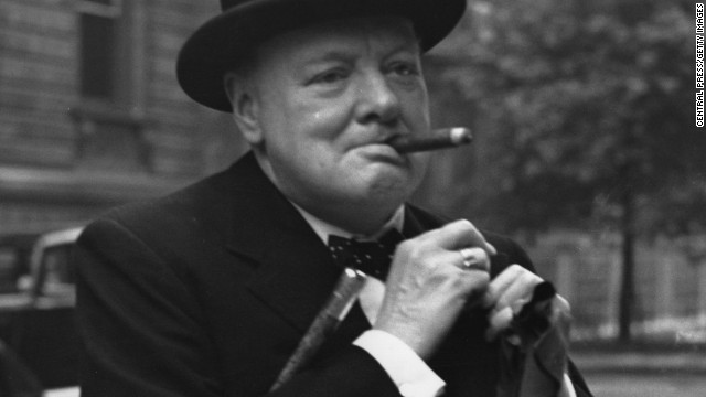 Is Churchill to blame for ISIS?