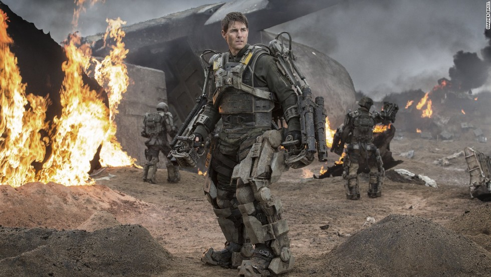 "Tom Cruise has been entertaining us at the movies for more than 30 years, and he's still going strong. With his latest release, sci-fi action thriller ""Edge of Tomorrow,"" now in theaters, we take a look back at the actor's time in the limelight:"