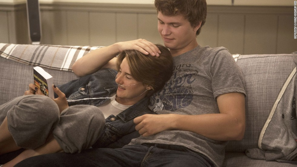"Young adult adaptations continued their hot streak, with<strong> ""The Fault in Our Stars,""</strong> based on the popular novel, making $124 million. Shailene Woodley and Ansel Elgort were praised for their performances; the film rates 80% on the Tomatometer."