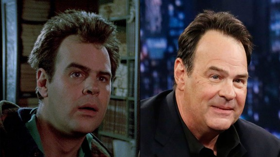 """Ghostbusters"" was the brainchild of ""Saturday Night Live"" veteran Dan Aykroyd, who has a thing for ghosts. The writer/actor/producer, who played Dr. Raymond Stantz, most recently starred in the 2014 James Brown biopic, ""Get on Up."""