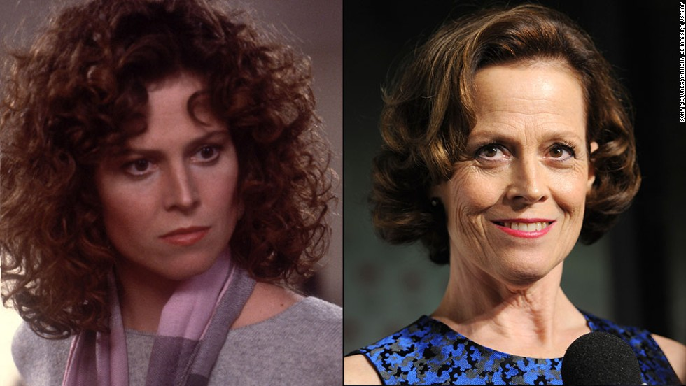 "No one could pull off being possessed while in full '80s glam like Sigourney Weaver. Her Dana Barrett was equal parts alluring and hilariously scary. These days, Weaver is devoting her talents to another huge franchise: She's at work on the sequel to 2009's ""Avatar,"" due out in December 2016."