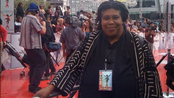 Akilah Monifa, director of communications for a TV and radio station in San Francisco, says she used to be a food addict. She ate a lot of junk food, snacked constantly and drank six to eight sodas a day.