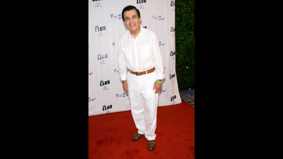 Even after leaving his long-running radio shows, Kasem stayed active. He attended Fred Segal