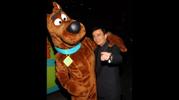 """Kasem was an in-demand voice-over artist. He's probably best known for supplying the voice of Shaggy in the """"Scooby-Doo"""" cartoon series."""