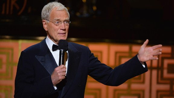 "David Letterman dropped a bombshell in the fall of 2009 when he admitted on his CBS late night talk show that he'd had affairs with a number of women on his staff. During a live taping of the show, Letterman first took several shots at himself, and then grew more serious: ""I'm terribly sorry that I put the staff in that position,"" he said. ""My wife, Regina, has been horribly hurt by my behavior ... Let me tell you folks, I've got my work cut out for me."" Earlier that summer, Letterman also said he was sorry to Sarah Palin for what he called ""a bad joke."""