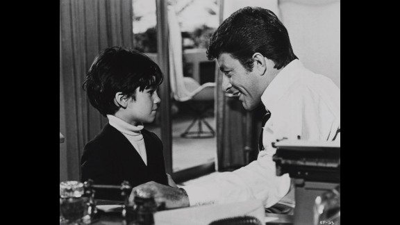 """""""The Courtship of Eddie's Father"""": In this movie-turned-TV-show, a young boy named Eddie decides to play matchmaker for his widowed father."""