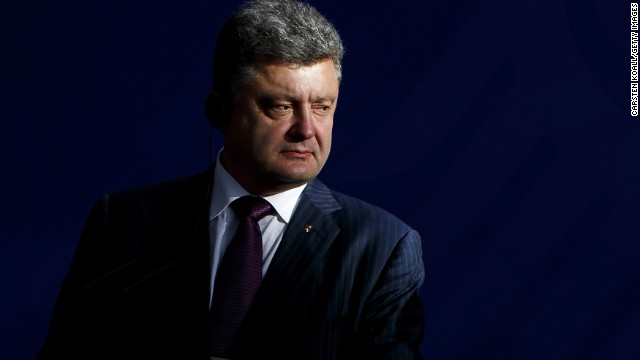 Billionaire claims victory in Ukraine
