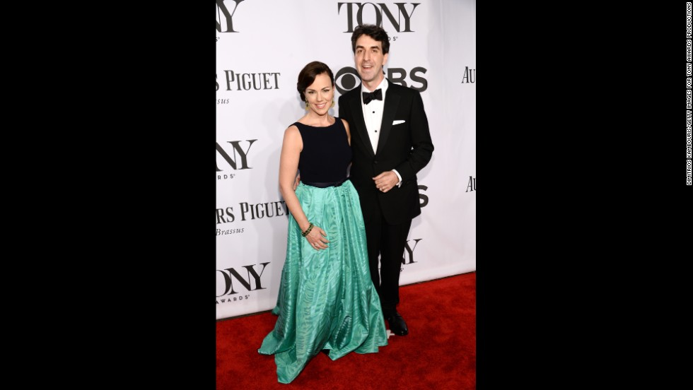 Georgia Stitt and Jason Robert Brown