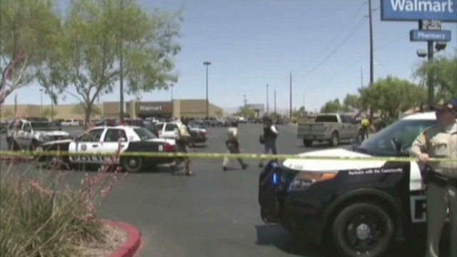 Gunmen kill 3, themselves in Las Vegas