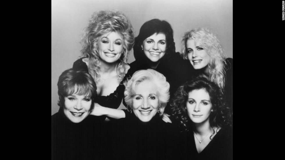 "<strong>""Steel Magnolias"" (1989)<strong></strong>: </strong>Based on a play, ""Steel Magnolias"" is famous for its ability to turn on the waterworks. It's a story about sisterhood in a Louisiana beauty parlor and the will of these Southern women to survive, especially amid illness and the eventual death of one of their own (Julia Roberts, in one of her first big roles.)"