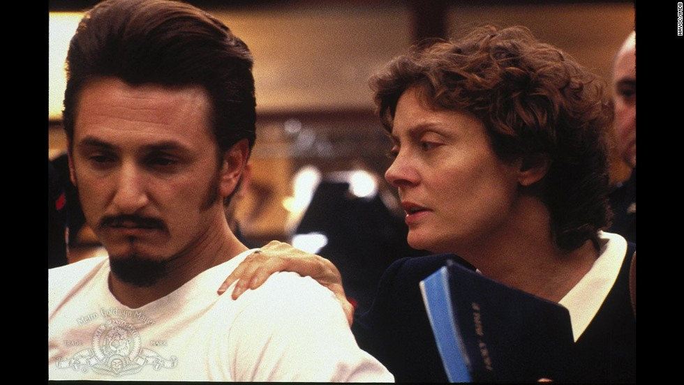 "<strong>""Dead Man Walking"" (1995)</strong>: This drama based on a true story manages to get at the heart of what's typically treated as an intellectual discussion: capital punishment. Susan Sarandon's Oscar-winning turn as a nun who never stops believing in the potential redemption of a man on death row (played by Sean Penn) will make you weep."
