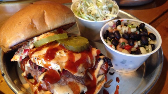 Travel + Leisure readers -- or heck, anyone -- may not agree on where the best barbecue comes from, but here's a guide to ten cities' standouts.