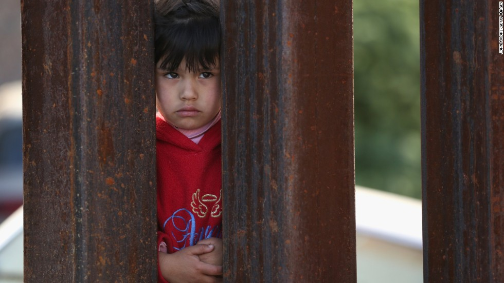 Image result for immigrant crying child