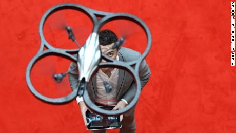 Drones: l'avenir de la réponse aux catastrophes