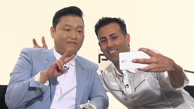 Can Psy top 'Gangham Style'?