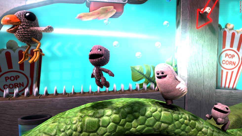 "Fans have created a whopping 8.7 million levels in this series and, in ""LittleBigPlanet 3,"" you can play them all."