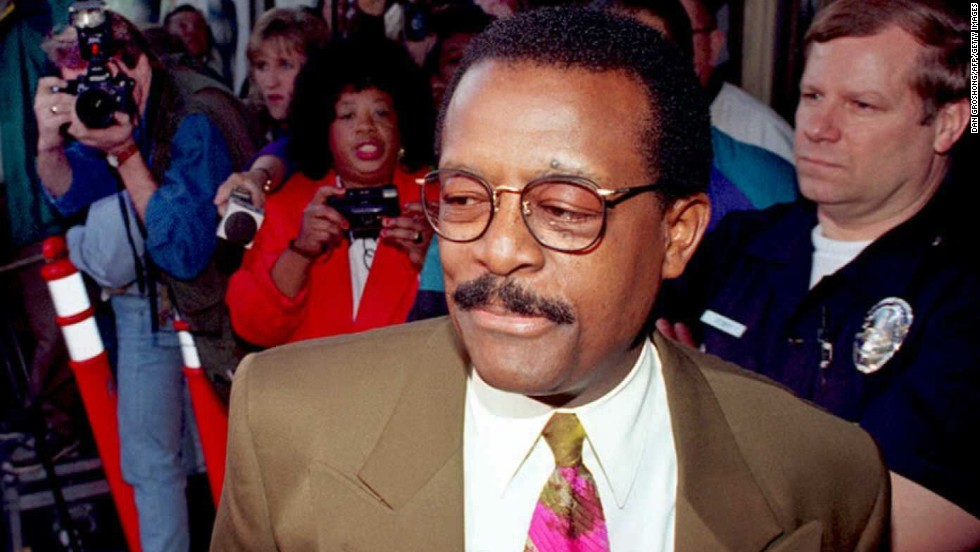 "<strong>Johnnie Cochran: </strong>During Simpson's 1995 trial, Cochran famously quipped, ""If it doesn't fit, you must acquit,"" in reminding jurors during his summation that the former star football running back couldn't fit his hand inside a bloody glove found at the scene of the killings. Cochran died on March 29, 2005, at age 67, in his home in Los Angeles from an inoperable brain tumor."