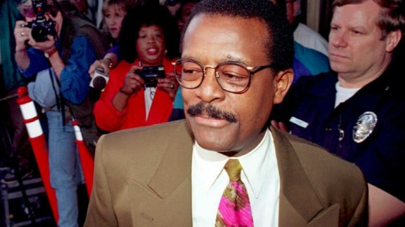 "Johnnie Cochran: During Simpson's 1995 trial, Cochran famously quipped, ""If it doesn't fit, you must acquit,"" in reminding jurors during his summation that the former star football running back couldn't fit his hand inside a bloody glove found at the scene of the killings. Cochran died on March 29, 2005, at age 67, in his home in Los Angeles from an inoperable brain tumor."
