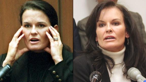 Denise Brown: Nicole Brown Simpson's sister, Denise, testified in the murder trial that her sister was an abused wife. In 2010, Brown started a group for public speakers on domestic violence, sexual assault, mental health and more, called The Elite Speaker's Bureau, Inc.