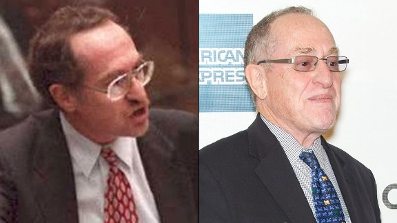 "Alan Dershowitz: Dershowitz played a major role in Simpson's defense team. He retired in 2014 after 50 years of teaching at Harvard University. Dershowitz has written 30 books. His legal autobiography, ""Taking The Stand: My Life in the Law,"" came out in October 2013."