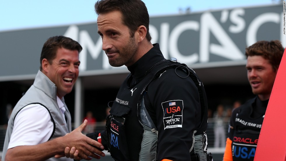 Four-time Olympic gold medalist sailor, Ben Ainslie, has pledged to bring the trophy back to the UK. He'll need to beat tech billionaire Larry Ellison's reigning champions, Oracle Team USA, to make his dream a reality.