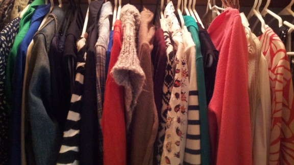 """Hanna Gichard of Milwaukee, Wisconsin, broke some rules during her attempt to live off 33 items for three months. On the other hand, she found that """"limiting my choices forced me to be more creative and come up with different combinations and new ways to wear certain pieces."""""""