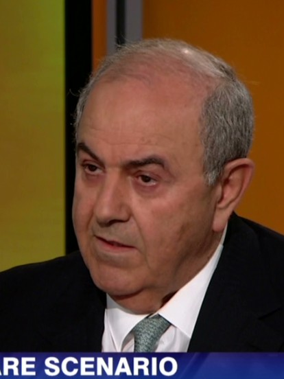 Ayad Allawi Fast Facts