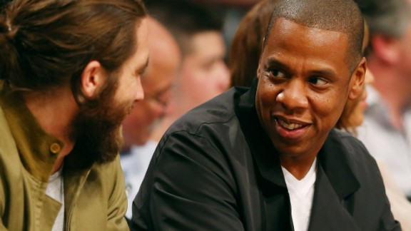 "Jay Z, father of one, on the inevitable: ""Everyone imagines they"