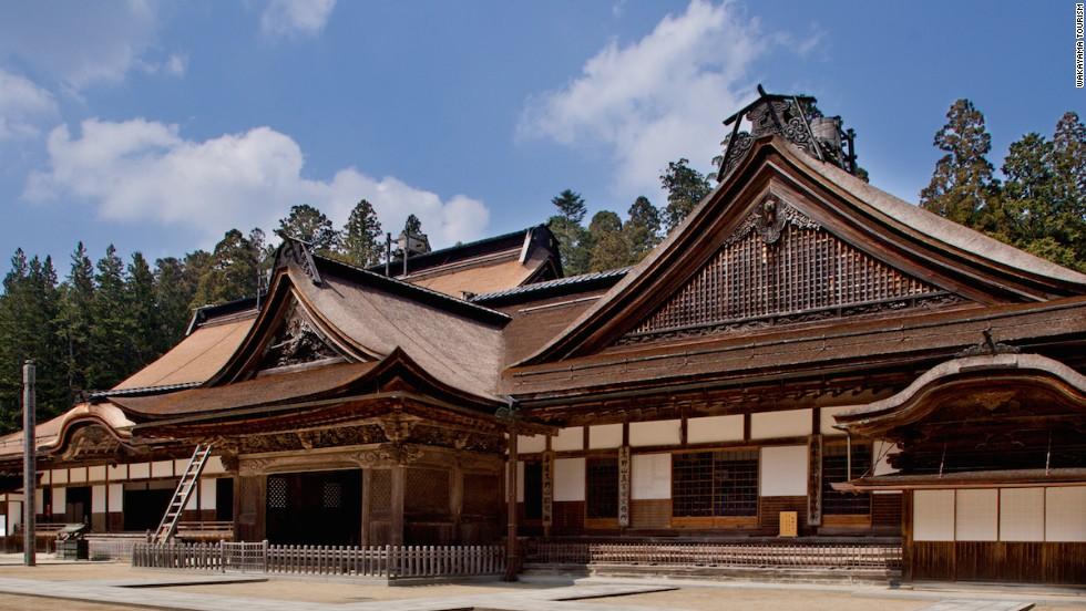 Koyasan, Japan: Overnight on a sacred mountain | CNN Travel