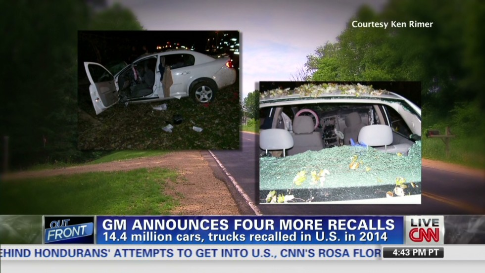 Amazing GM Parsing Deaths In Recall Probe